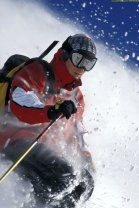 Great skiing portfolio