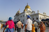 The Gurdwara of Delhi