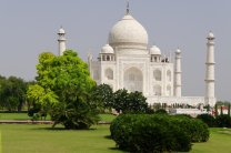 From Delhi to the Taj Mahal