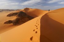 A journey into the Sahara desert