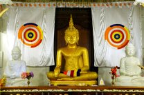 Sri Lanka, the other land of Buddha