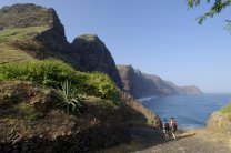 Trekking in Cape Verde