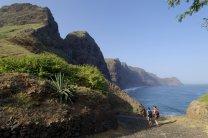 Trekking in Cape Verde