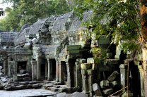 Cambodia, the discovery of Angkor
